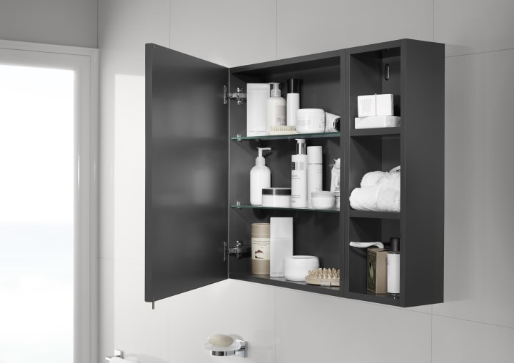 Mirror Cabinet Auxiliary Units